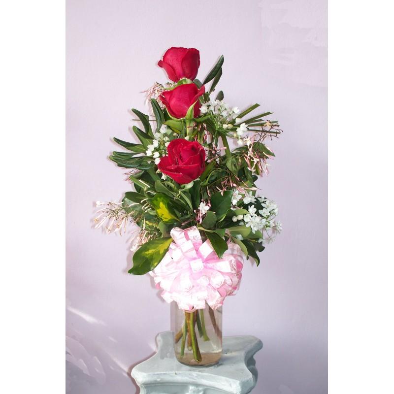 Bombones , Rosas y Peluche